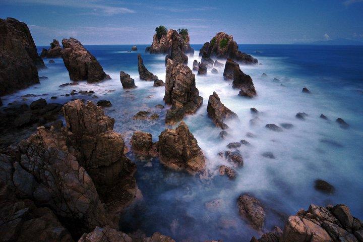 12 - Pantai Gigi Hiu Lampung - Pegadungan - Wisata Lampung - Nilam Saputri