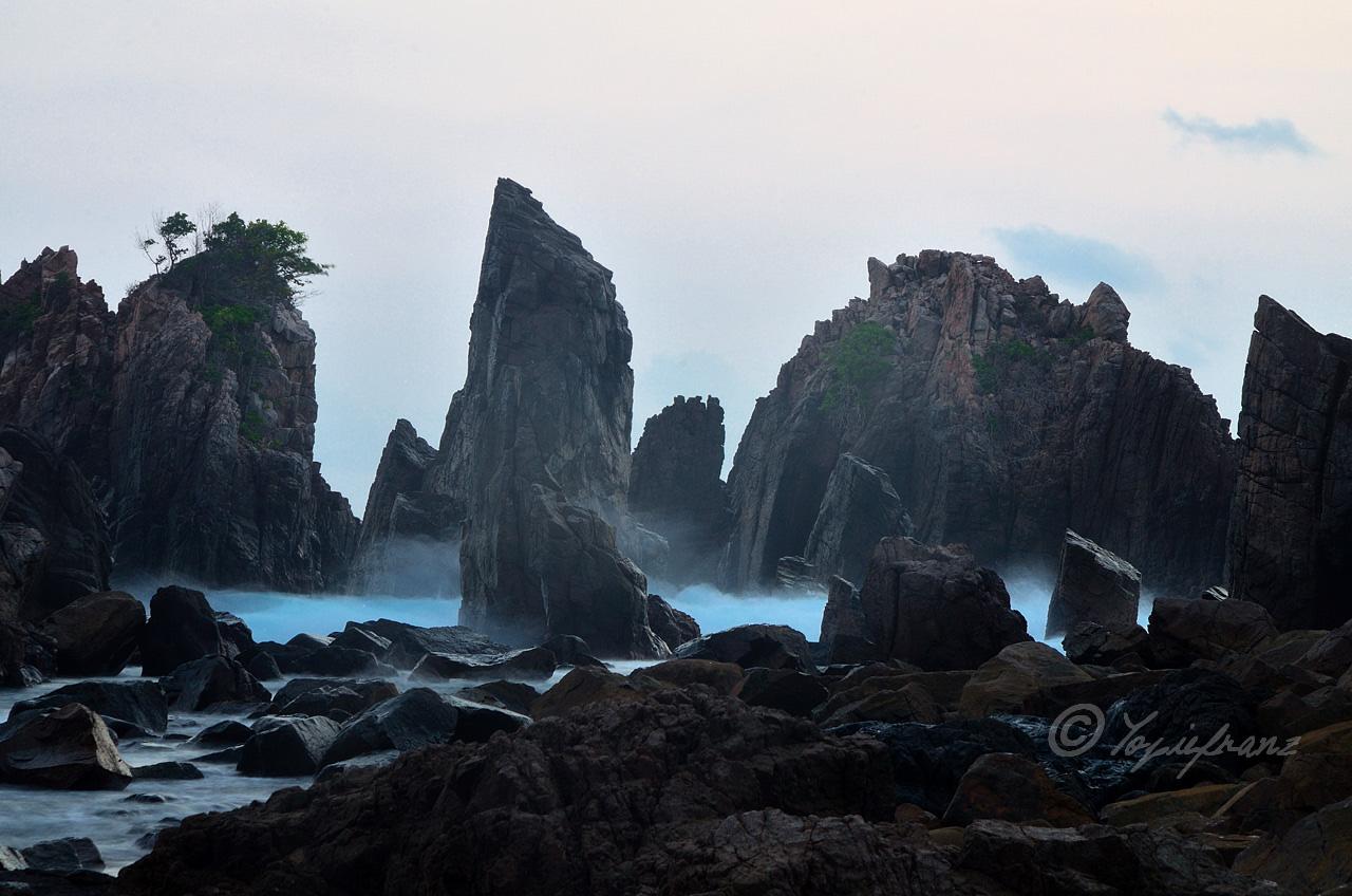 9 - Pantai Gigi Hiu Lampung - Pegadungan - Wisata Lampung - Yopie Pangkey
