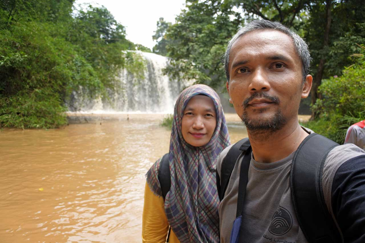Curup Anggal - Keliling Lampung - Yopie Pangkey