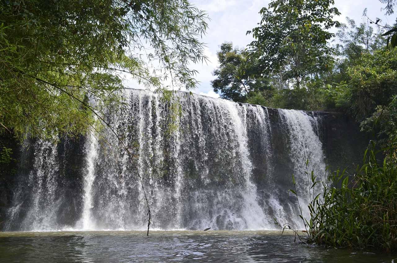 Curup Anggal - Wisata Way Kanan - Air Terjun di Lampung - Gunawan Kusuma