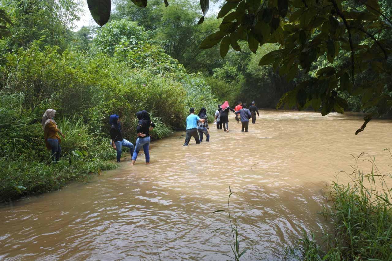 Curup Anggal - Wisata Way Kanan - Keliling Lampung- Yopie Pangkey - 2