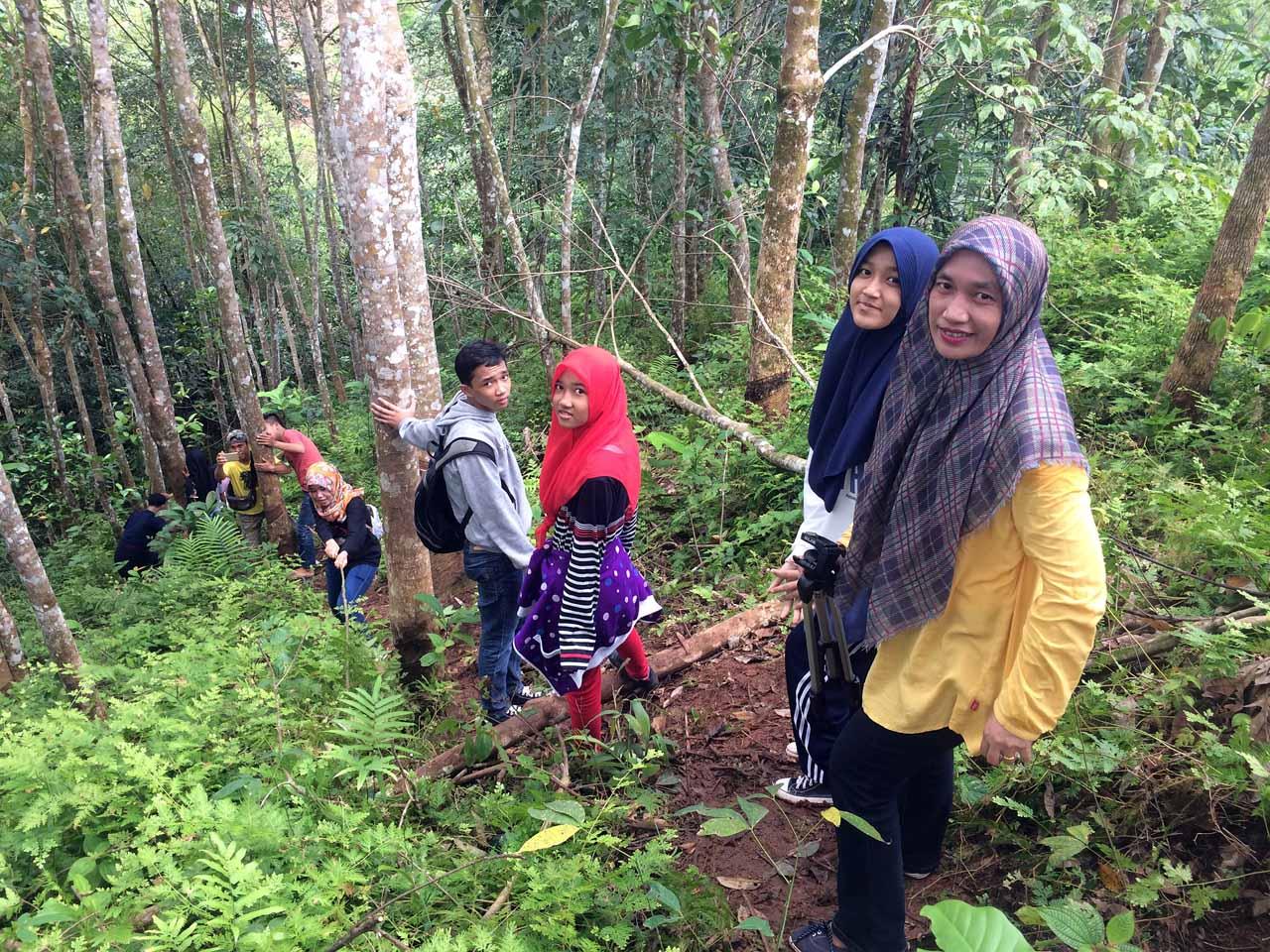 Curup Anggal - Wisata Way Kanan - Keliling Lampung- Yopie Pangkey - 8