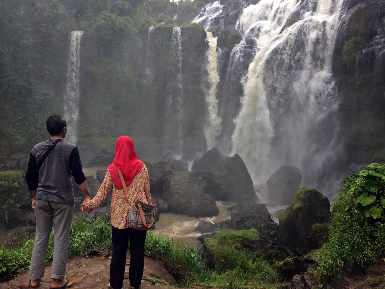 Curup Gangsa - tempat wisata di lampung - kamera iphone 5s