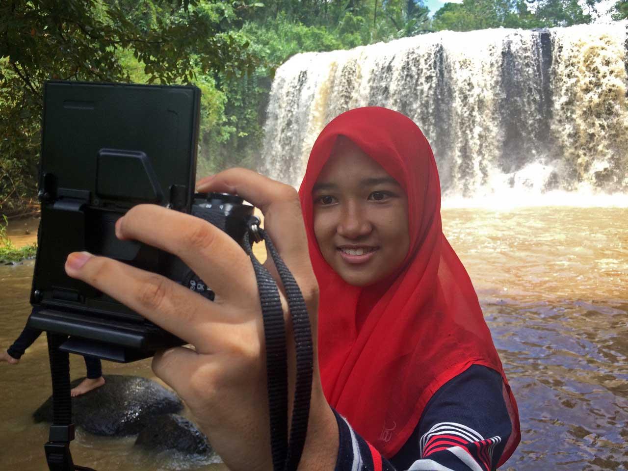 Kamera Mirrorless Nikon 1 J5 - Focusone Lampung