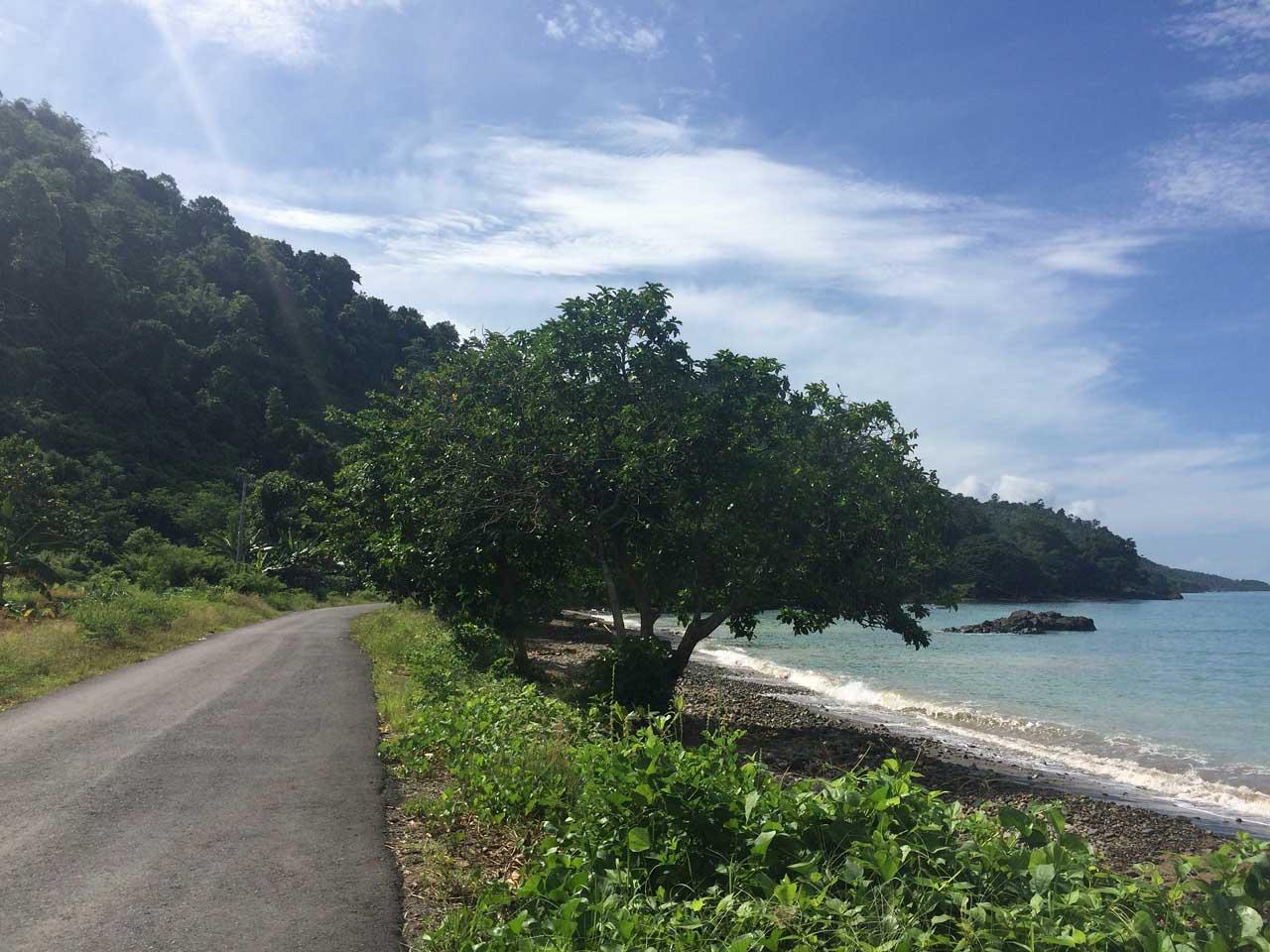 Pantai Karang Bolong Tanggamus - iphone 5s - Yopie Pangkey - 2