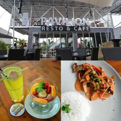 Pavilion Resto Cafe - Restoran di Bandar Lampung - Yopie Pangkey