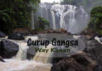 tempat wisata air terjun - Curup Gangsa - keliling lampung - yopiefranz - thumbnail