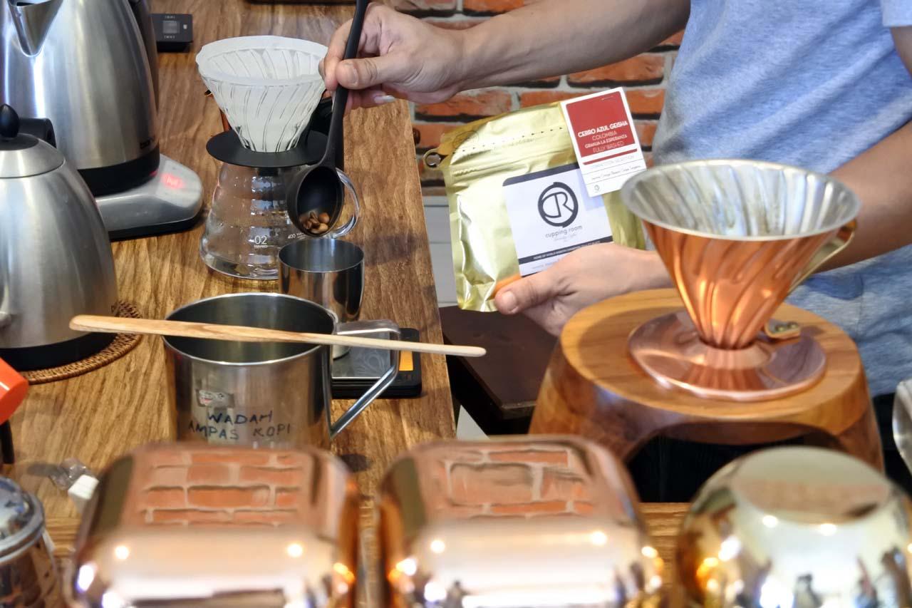 Amnesty Coffee - cafe di bandar lampung - yopie pangkey - 2