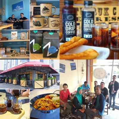 Cafe di Bandar Lampung @