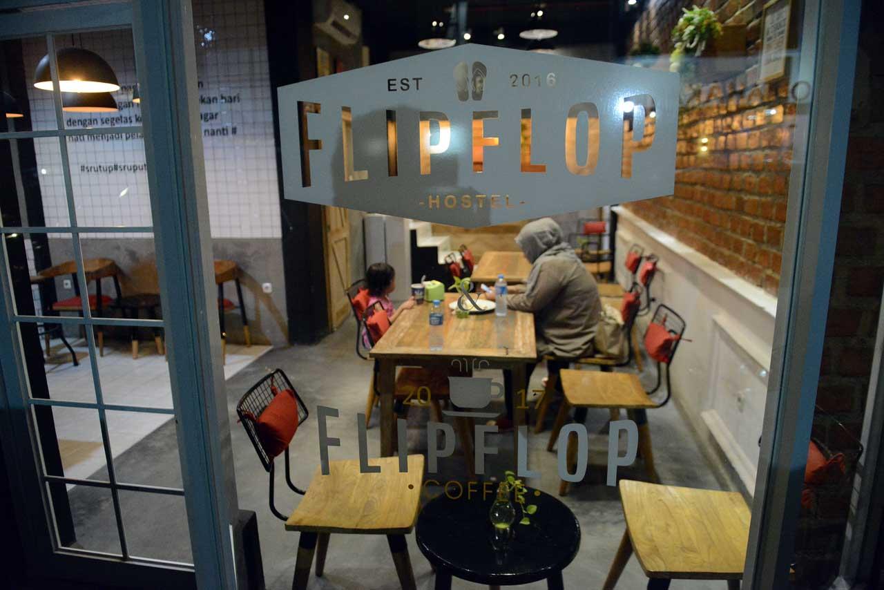 Flipflop Hostel - Flipflop Coffee - 15