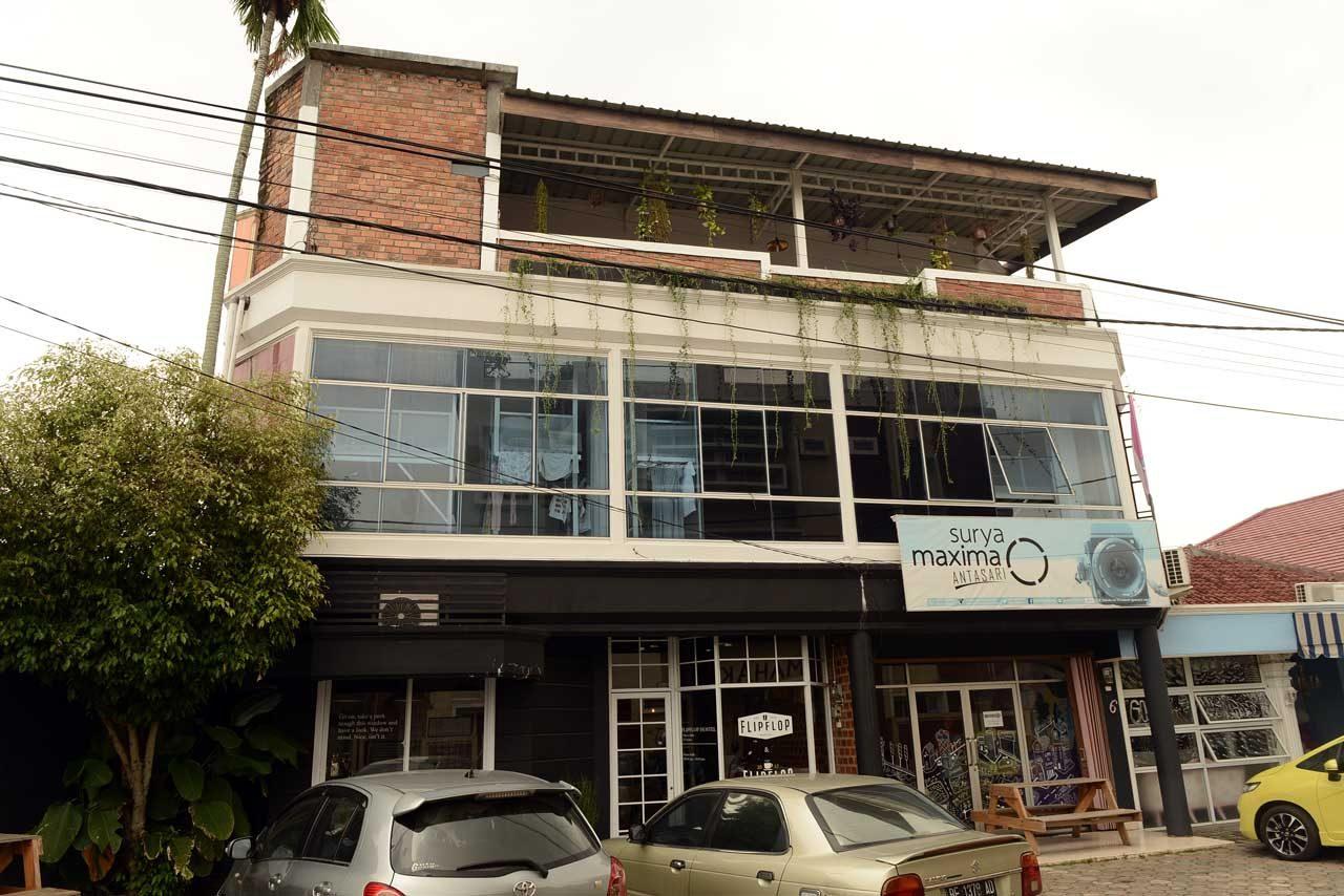 Flipflop Hostel - penginapan murah di bandar lampung - 18