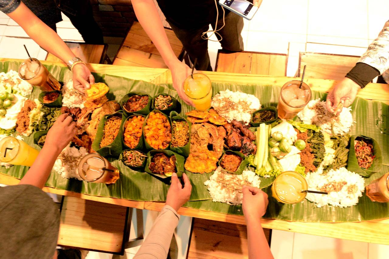 bancakan lampung - papatoms cafe - wisata kuliner bandar lampung - 17