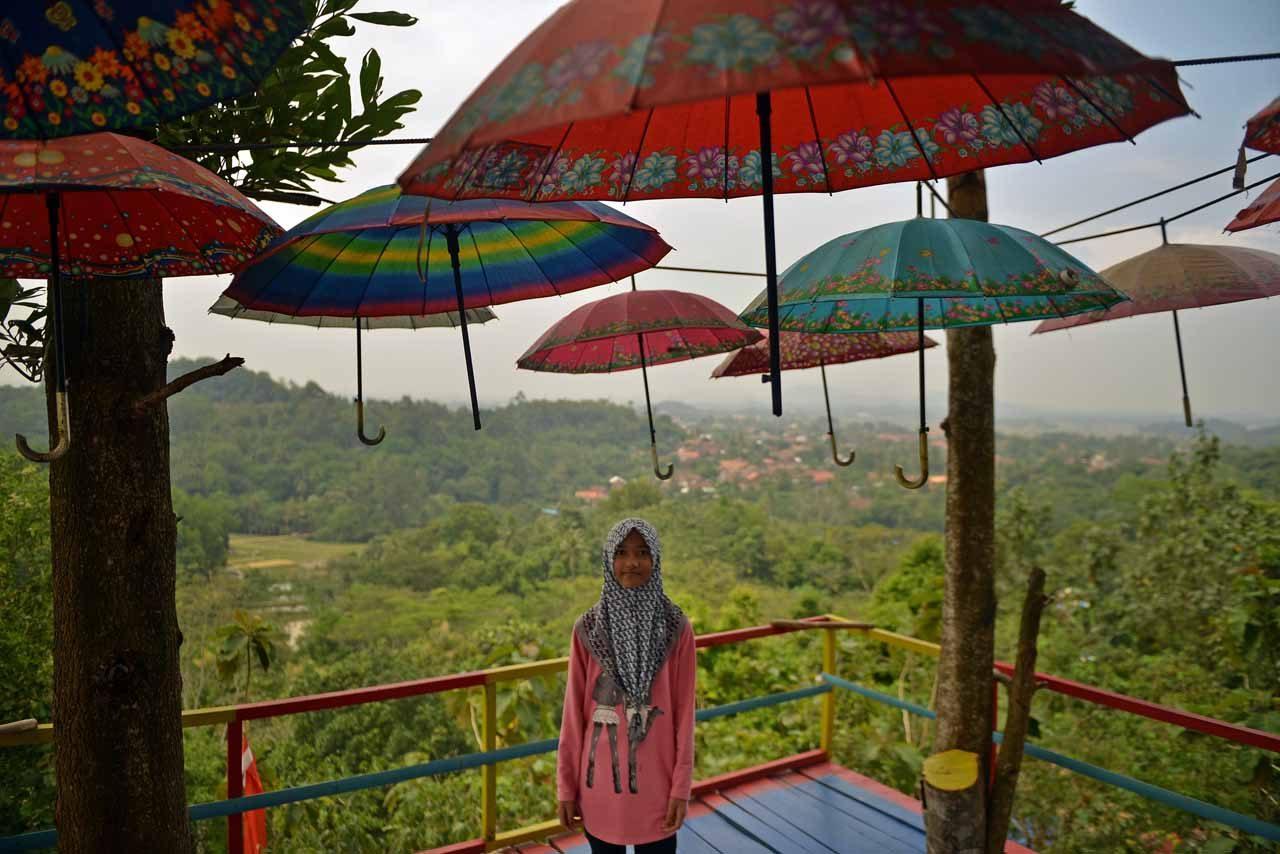 bukit pangonan - tempat wisata di pringsewu - yopie pangkey - 13