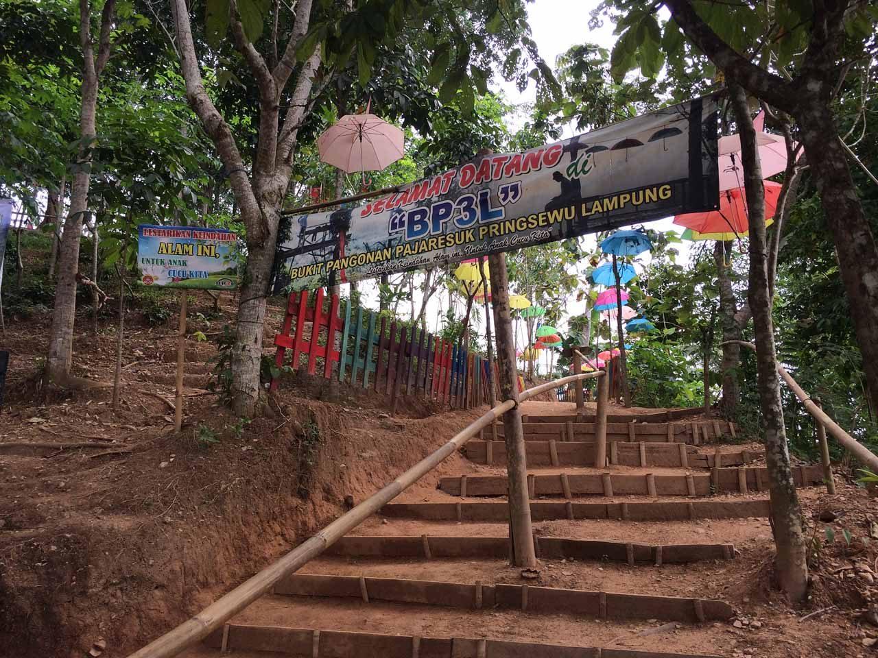 bukit pangonan - tempat wisata di pringsewu - yopie pangkey - 17