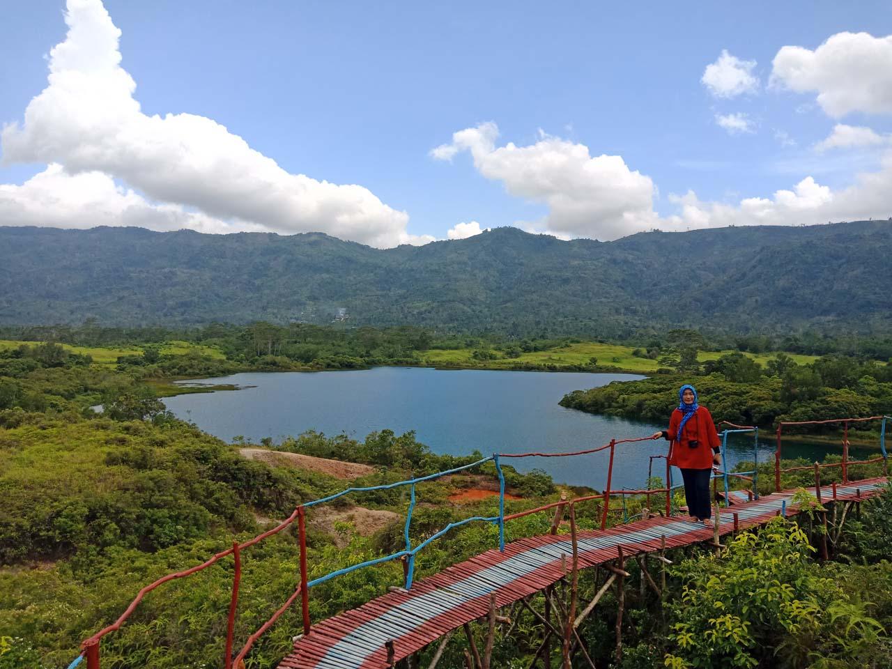 Danau Minyak - Suoh Lampung Barat - Yopie Pangkey - 3