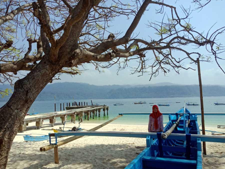 Dermaga PulauPisang - Pesisir Barat - Lampung - Yopie Pangkey - 6