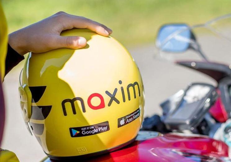 aplikasi daftar maxim driver motor mobil online - syarat pendaftaran