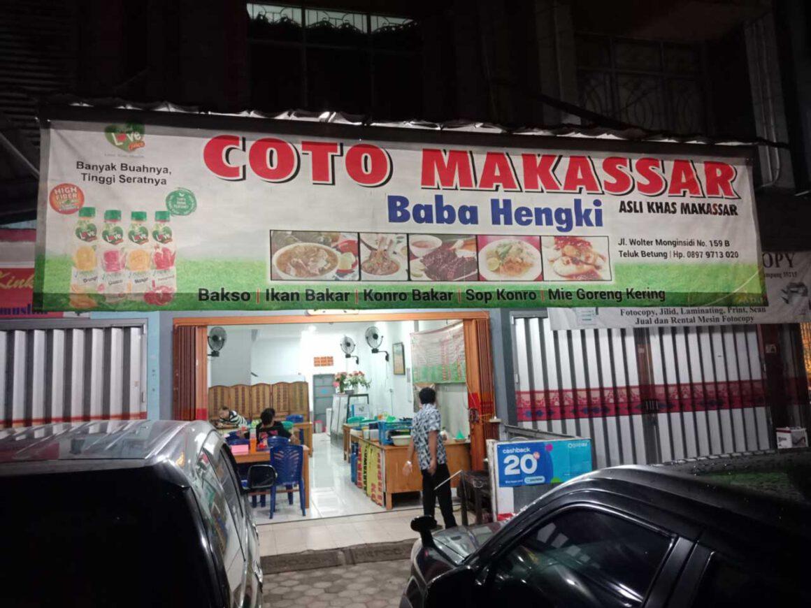 Coto Makassar Baba Hengki Bandar Lampung - yopiefranz.id- Yopie Pangkey - 7
