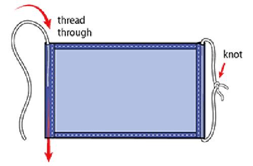 cara membuat masker kain tali - jenis kain untuk masker penutup hidung dan mulut - cdcgov
