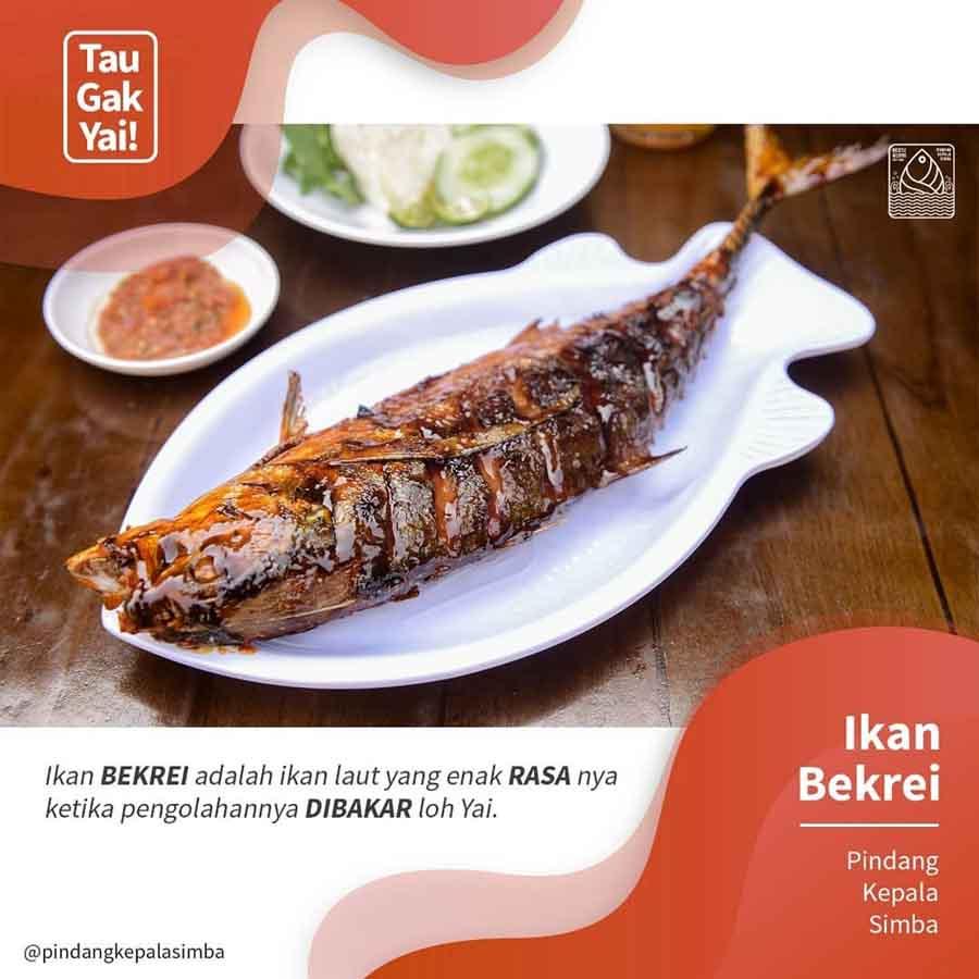 Warung Pindang Kepala Simba Restu Murni Kota Bandar Lampung - @pindangkepalasimba