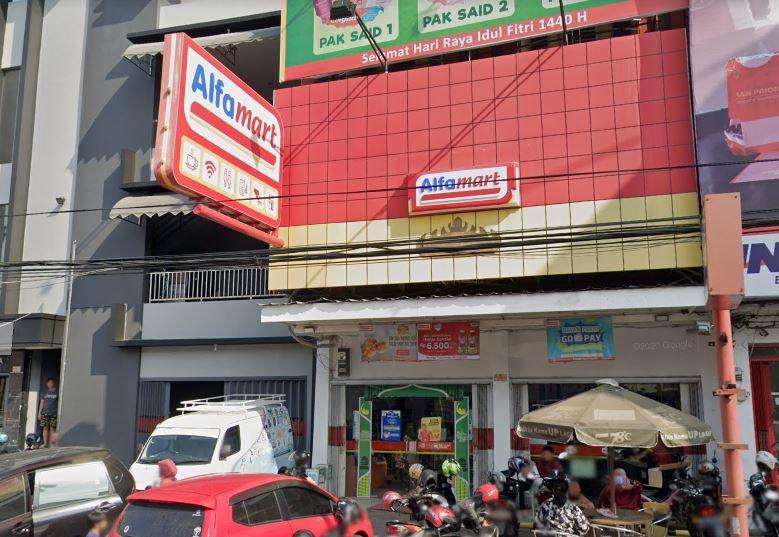 Cara Top Up Gopay di Alfamart - belanja di alfamart pakai gopay