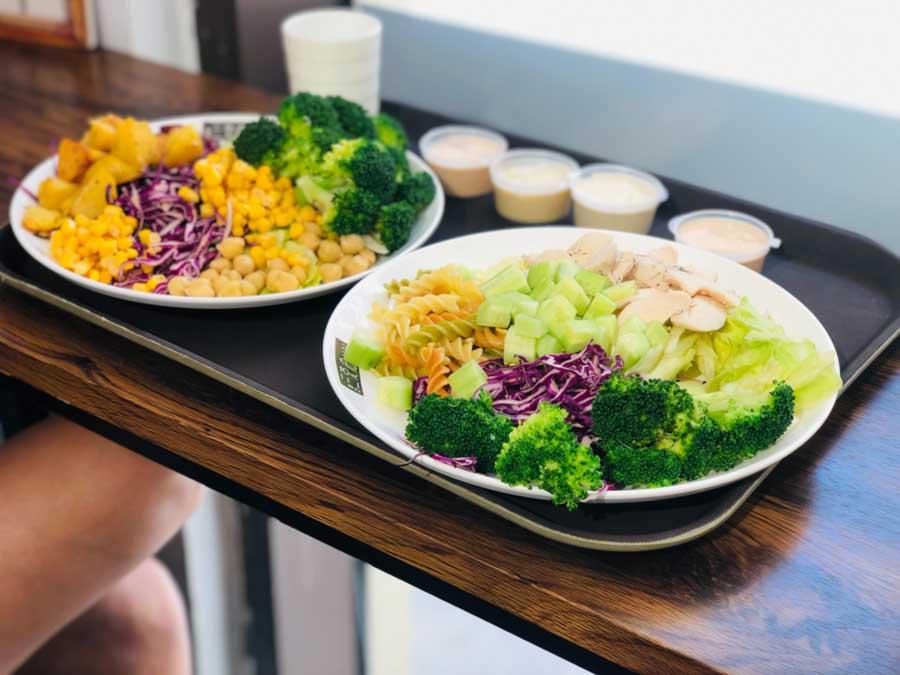 Contoh makanan pengganti nasi untuk diet - saurav rastogi - w1okgptMLkg - unsplash